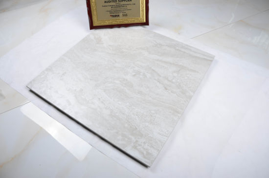Marble Designs Full Glazed Polished Porcelain Floor Tile (600X600 800X800mm) pictures & photos