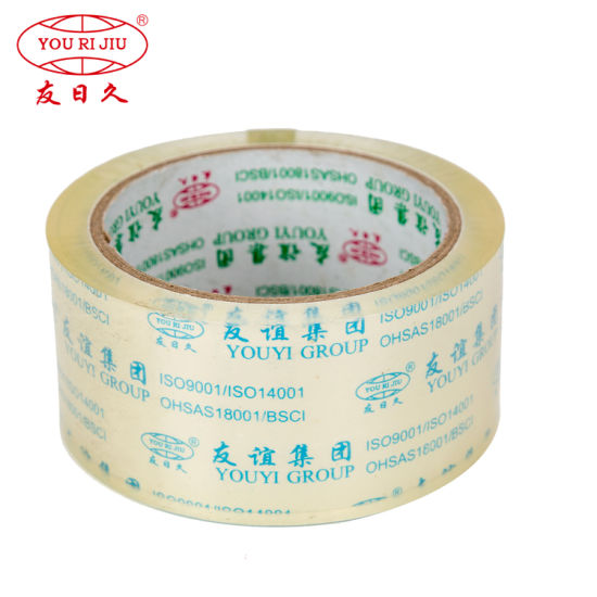High Quality BOPP Transparent Carton Tape Packaging Adhesive Tape pictures & photos