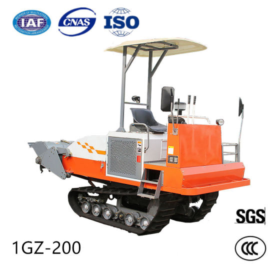 Crawler Rotary Cultivator with 2000 mm Plowing Range pictures & photos