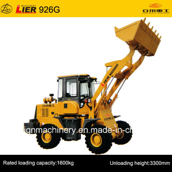 Wheel Loader for High Quality (Lier -926G) pictures & photos