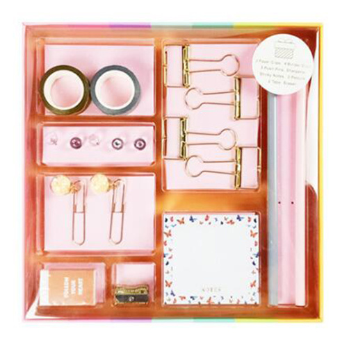 Binder Clip Set in Gift Box for Stationery Promotional Gift Supply pictures & photos