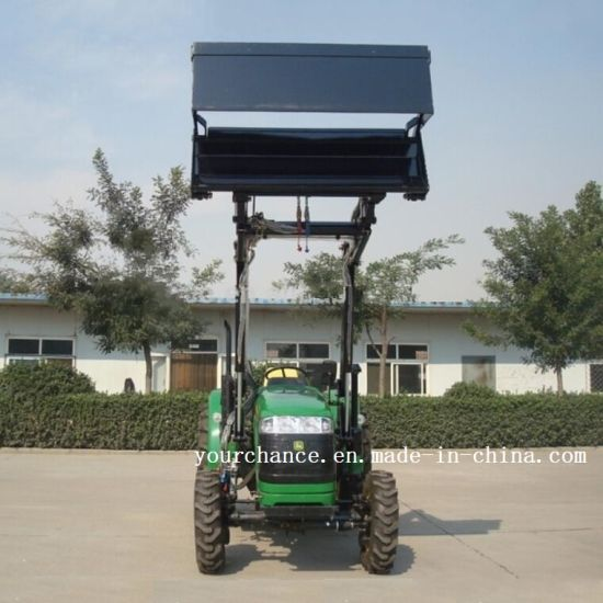 High Quality Tz04D Front End Loader with 4in1 Bucket for Sale pictures & photos