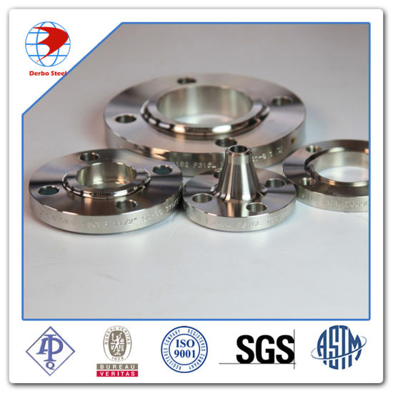 6inch Sch40s 300lb A182 F316L Stainless Steel RF Wn Flange pictures & photos