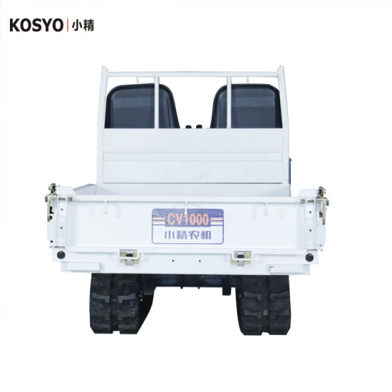 Farm Machinery Kosyo 1000kg Mini Dumper Truck pictures & photos