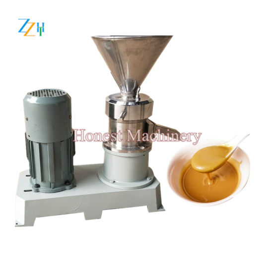 Hot Sale Tomato Paste Making Machine / Peanut Butter Grinding Machine pictures & photos