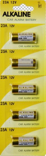 Remote Control 12V Alkaline a Battery Pack (23A) pictures & photos
