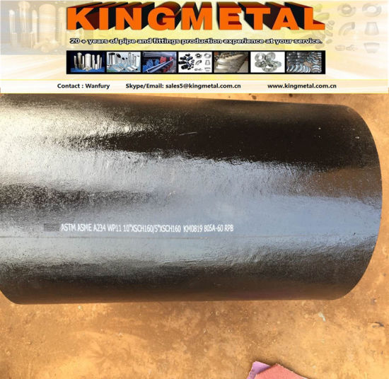 15NiCuMoNb5 Wb36 1.6368 P22 Seamless Cold Finished Carbon Steel Pipe pictures & photos