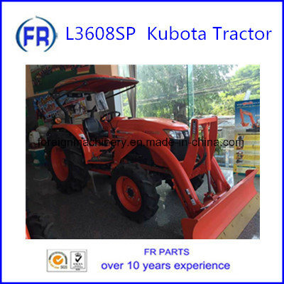 High Quality L3608sp Kubota Tractor for Farm pictures & photos