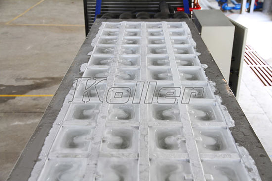 2000kg Per Day Top Quality Automatic Ice Block Machine pictures & photos