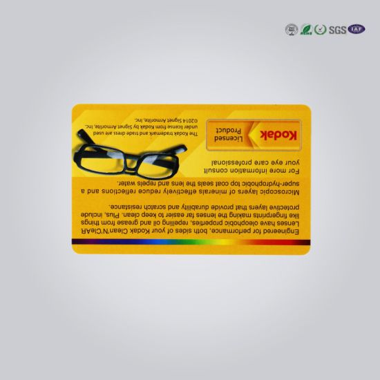 Pharmaceutical Cards/Medical Cards/Advertising Cards pictures & photos
