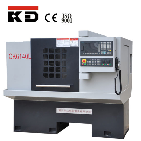 Ck6140L Linear Guide Way Flat Bed CNC Lathe Machine pictures & photos