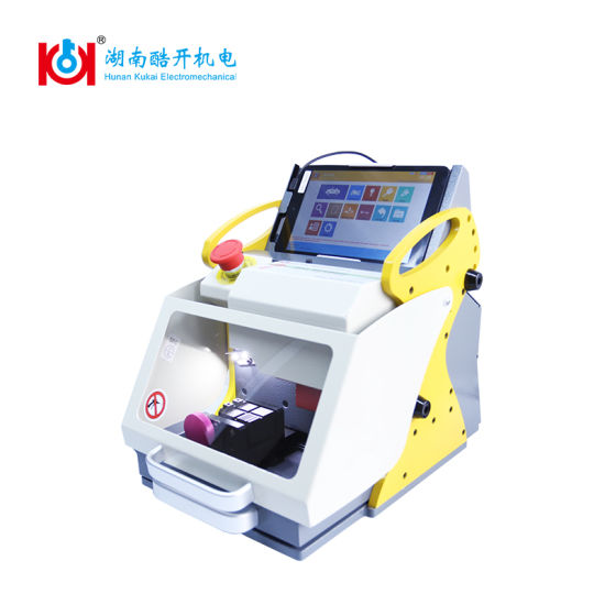 Ce Approved Widely Used Sec-E9 Fully Automatic Car Key Cutting Machine pictures & photos