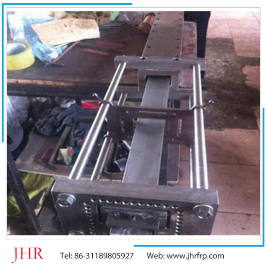 Hydraulic Fiberglass Pultrusion Machine 15t FRP Extrusion Machine pictures & photos