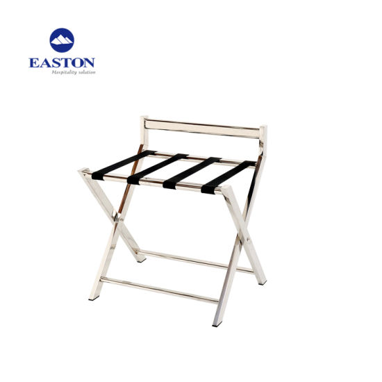 Hotel Stainless Steel Fodable Luggage Rack pictures & photos