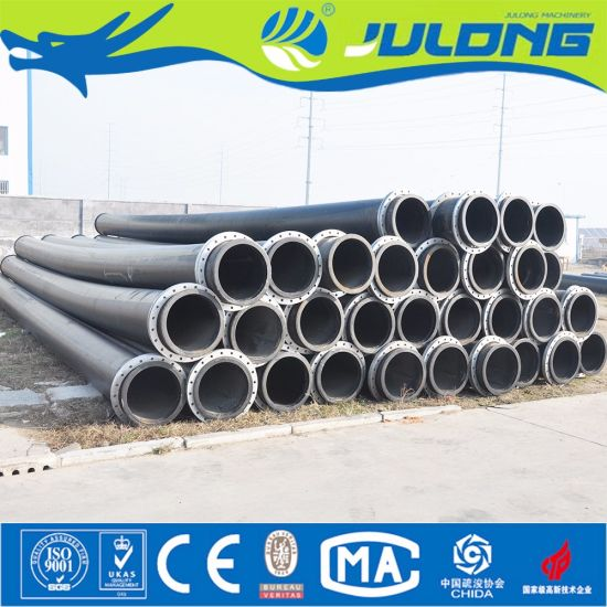 Cutter Suction Dredger Discharging Pipe for Sale pictures & photos