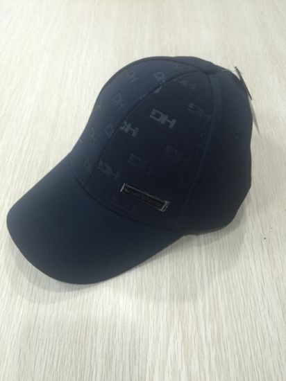 High Quality 100% Polyester Fabric Sport Baseball Cap pictures & photos