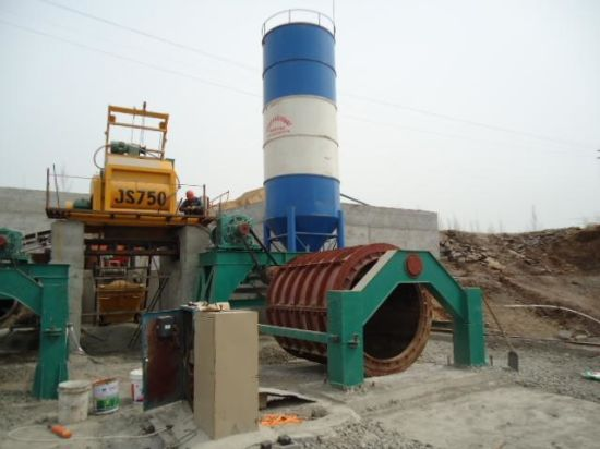 Shengya Brand Heavy Industries Sy Suspension Roller Concrete Pipe Making Machine on Sale pictures & photos