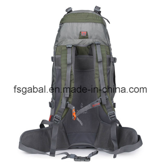 50L Litre Mountain Gear Back Pack Trekking Backpack Rucksack pictures & photos