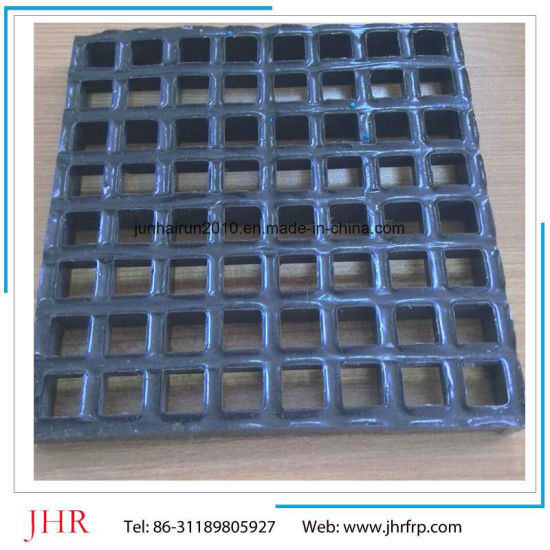 FRP Moulded Grille Grating Smooth Surface pictures & photos