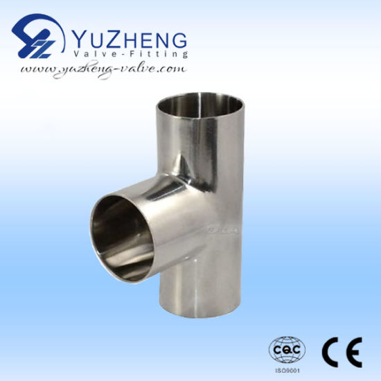 Seamless Stainless Steel Equal Tee pictures & photos
