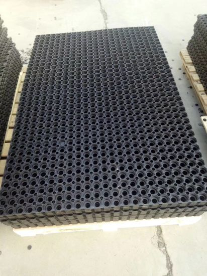 Rubber Horse Stall Mat/Stable Mat/Cheap Cow Rubber Mat for Sale pictures & photos