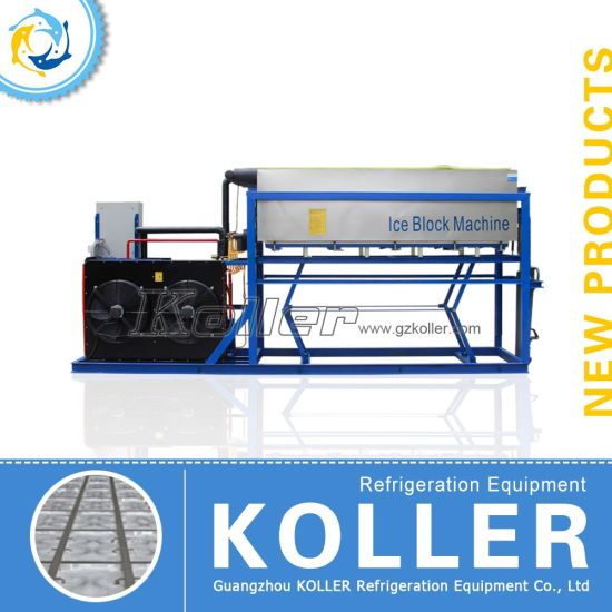 3 Tons Koller High Efficiency Automatic Ice Block Machine pictures & photos