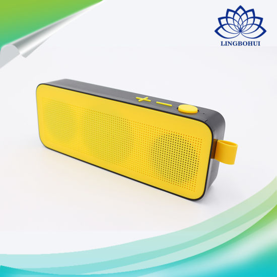 Fashion Design Portable Mini Wireless Bluetooth MP3 Mobile Speaker pictures & photos