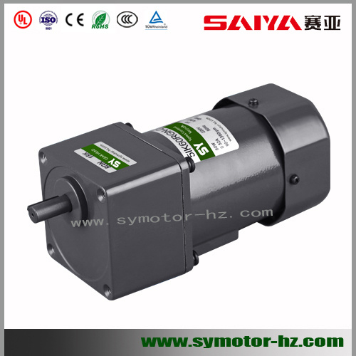 15W-200W AC Motor Can Be Matched Various Kinds of Gearbox pictures & photos