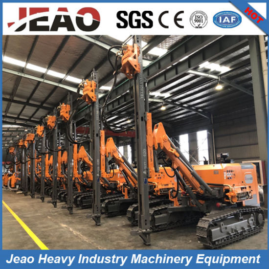 Cheap Wholesale Zgyx-420 Hydraulic Crawler Rotary Mining Rock Drilling Rig pictures & photos