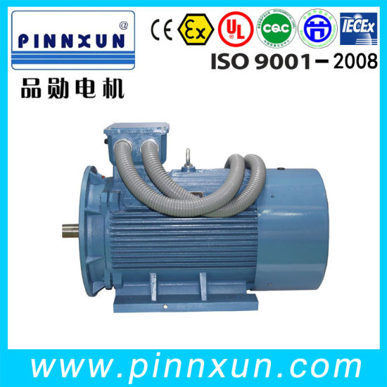 380V 400V 415V 500V 690V Electric Water Pump Motor pictures & photos
