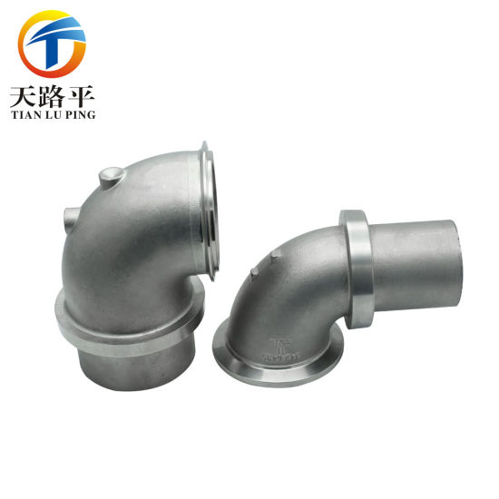 OEM Customized Stainless Steel Precision Investment Casting Parts for Construction Machinery pictures & photos