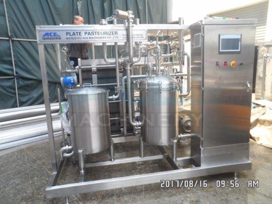 1000L Fruit Juice Continuous Plate Pasteurization Machine pictures & photos