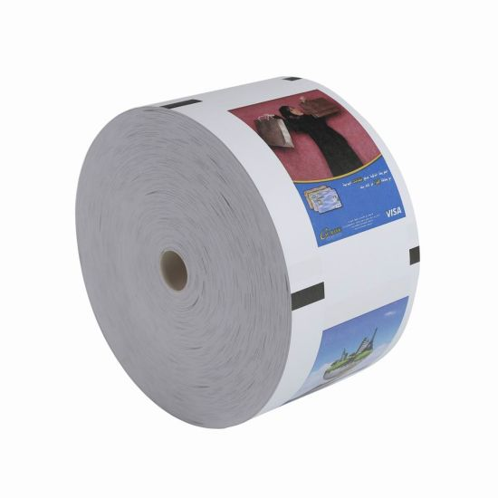 Manufacturer Supplier Coated ATM Thermal Paper Wholesale pictures & photos
