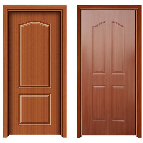 Cherry/Dark Walnut Melamine HDF Door Skin pictures & photos