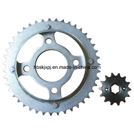 Best Quality with Best Price Motorcycle Sprocket pictures & photos
