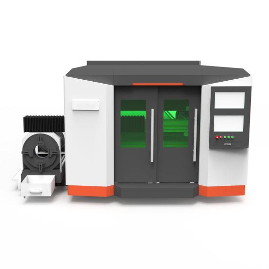 Fiber Laser Cutting Machine F3015gr pictures & photos
