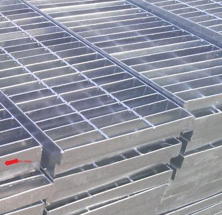 Galvanized Painted Stainless Steel Grating pictures & photos