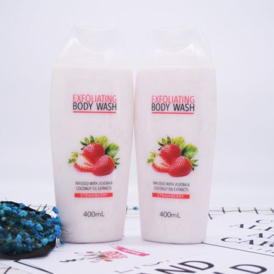 new bath shower gel hot selling fruity body wash
