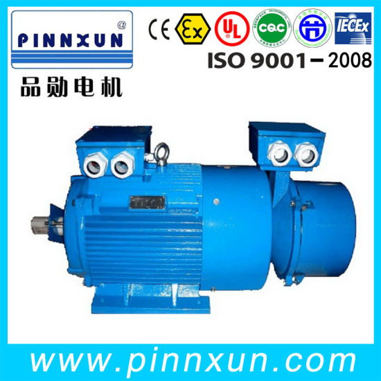 Low Voltage Ball Mill Slip Ring Motor IP54 pictures & photos