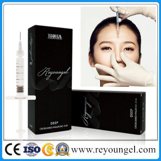 Hyaluronic Acid Breast Filler Injection for Anti-Wrinkle 1ml Dermal Filler pictures & photos