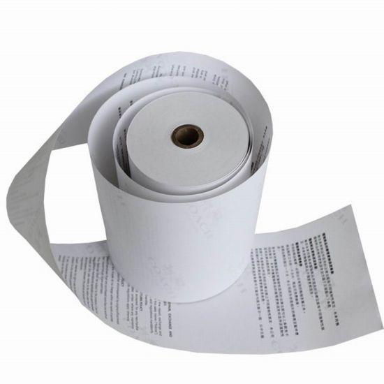 High Quality Smooth Printed Thermal Paper Roll pictures & photos