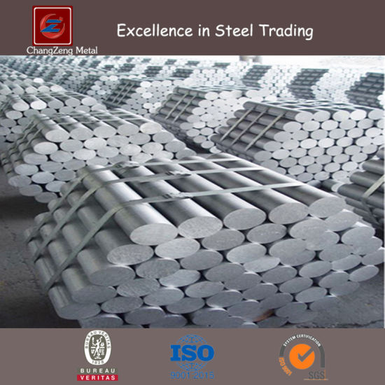 Zinc Coated Steel Round Iron Bar (CZ-R39) pictures & photos
