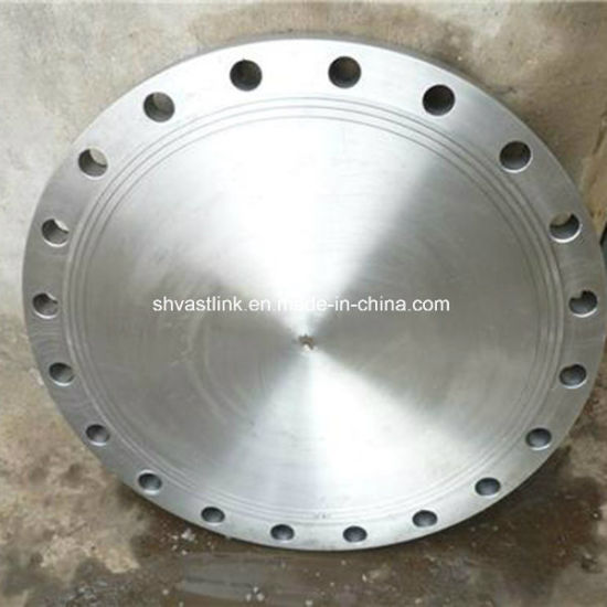 300 Series Stainless Steel Blind Flange for Pipeline pictures & photos