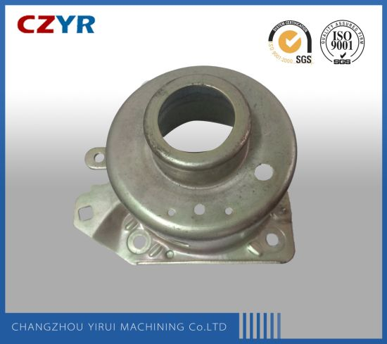 Stamping Motor Cover for DC AC Motor with ISO 9001 Certificate pictures & photos