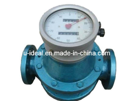 Local Indicator and Totalizer -Oval Gear Flow Meter pictures & photos