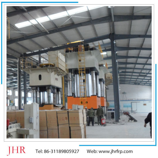 120 Ton CNC Four Column Hydraulic Press for SMC Forming pictures & photos