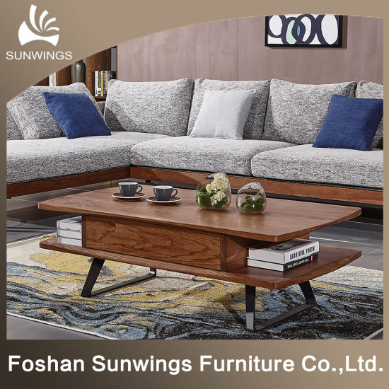 The Solid Wood Coffee Table From China pictures & photos