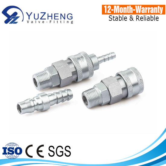 Stainless Steel Hydraulic Quick Coupling pictures & photos