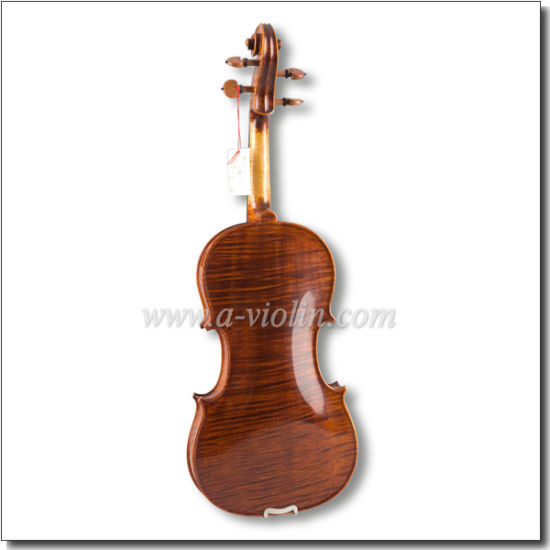 Hand Applied Spirit Varnish Advanced Violin (VH50J) pictures & photos