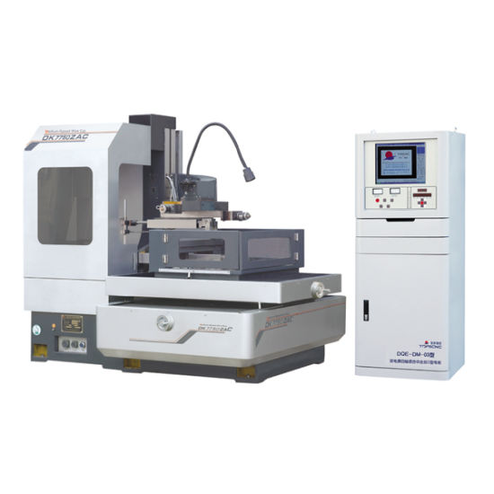 High Speed Wire Cut EDM CNC Dk7750zac pictures & photos